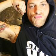 New Tattoo al rapper CLEMENTINO