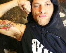 New Tattoo al rapper CLEMENTINO