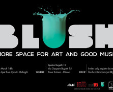 14 MAR. EXHIBITION_ Blush Contemporary Art