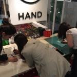 posca #hand