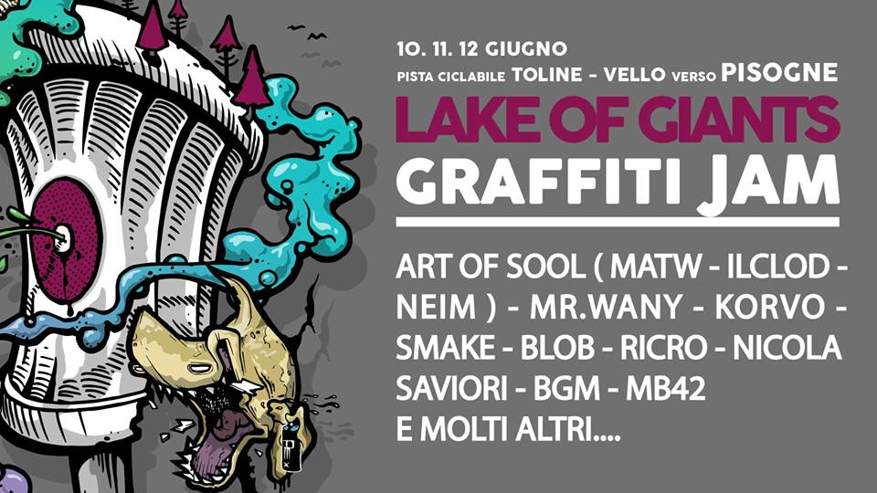 Lake of Giants Flyer